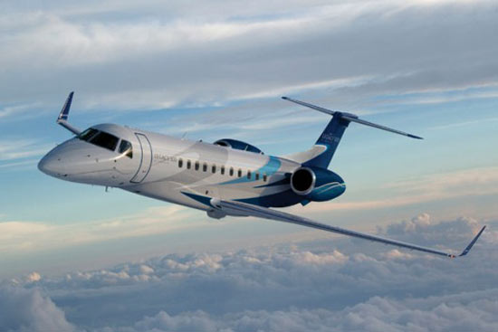 JackieChan‬'s choice is the 30 million Embraer Legacy 650
