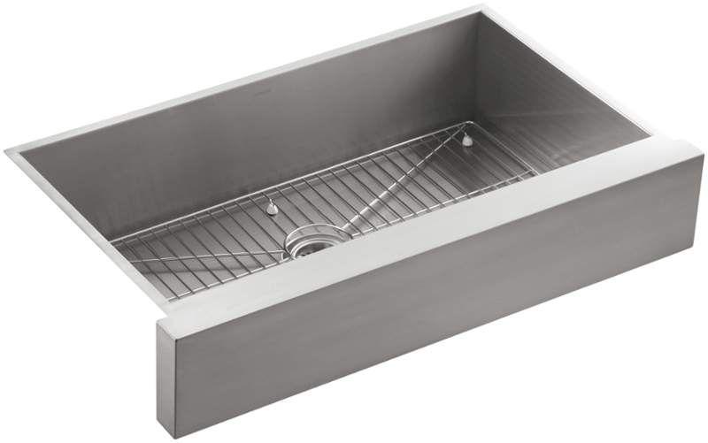 Kohler K 3943 With Images Single Bowl Kitchen Sink Stainless