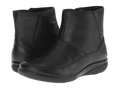 Womens Boots Clarks Kearns Flame Black