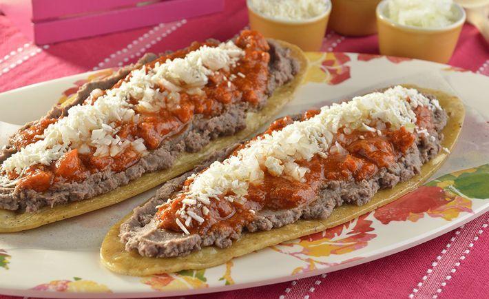 Resultado de imagen para huaraches comida mexicana