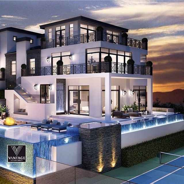 New Home Designs Latest Modern Luxury Homes Beautiful: Pin By Kaidy Nelson On The Luxury Side Of Life