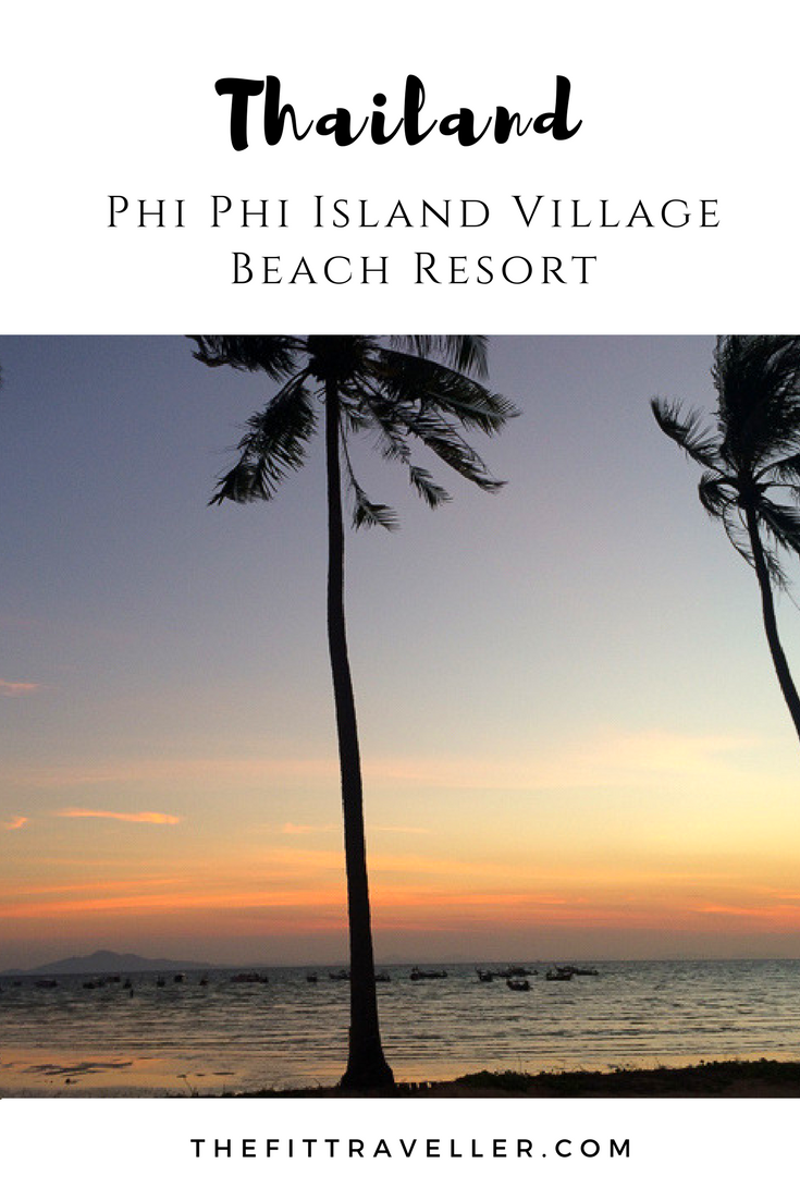 Phi phi island village beach resort thailand