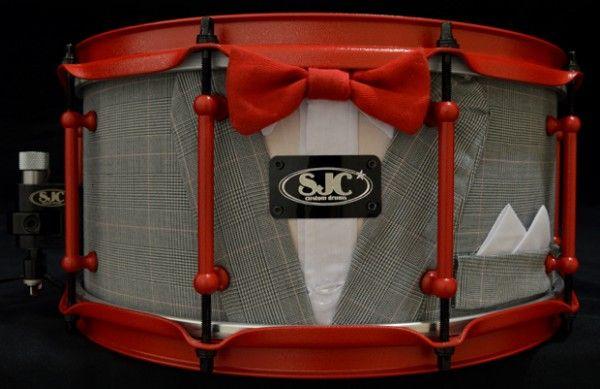 SJC Custom Drums - Creating your dream since 2000