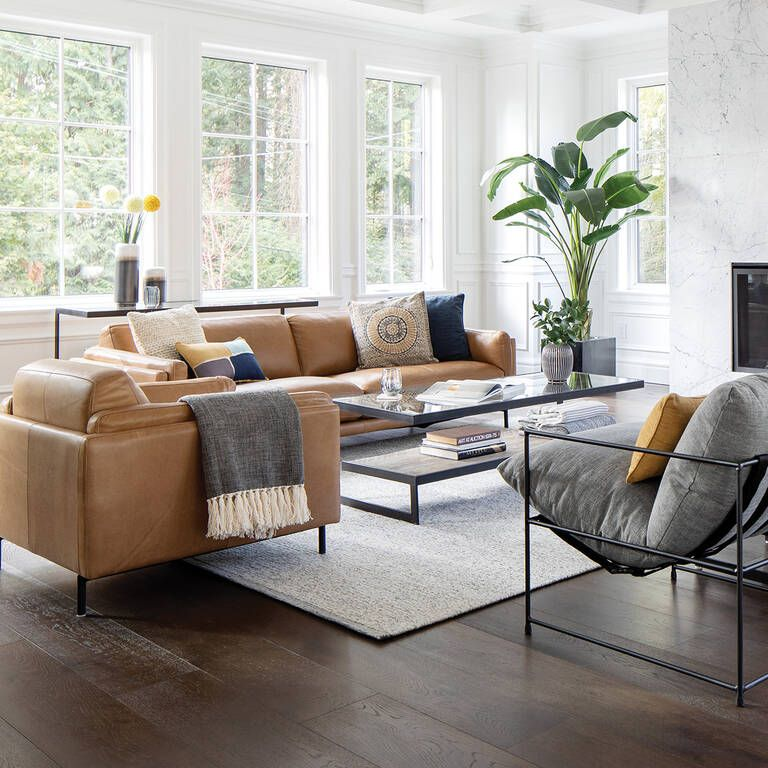 Renfrew Leather Sofa 80 Adler Tan In 2020 Leather Couches Living Room Tan Leather Couch Living Room Tan Sofa Living Room #tan #sofas #in #living #room