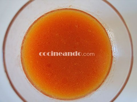 Receta de salsa agridulce - Cocineando