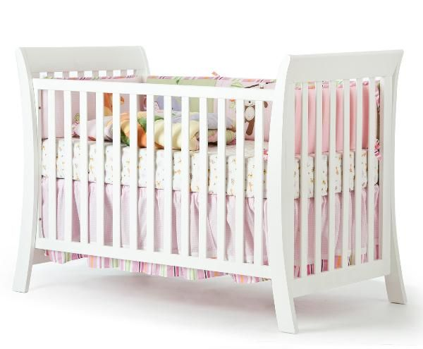 Munire Urban Safeside 389 Cribs Childrens Bedroom Furniture Toddler Rooms