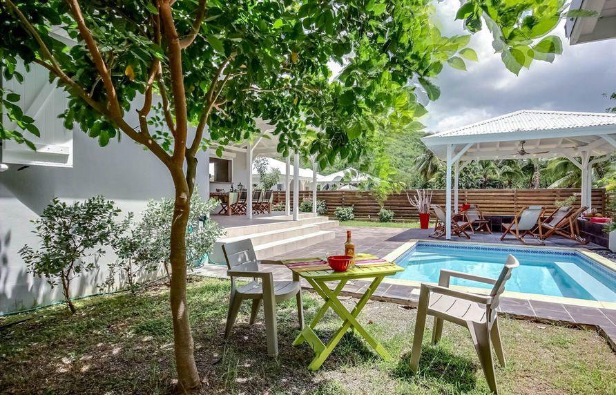 location Villa Passiflor diamant martinique Location villa - maison de vacances a louer avec piscine
