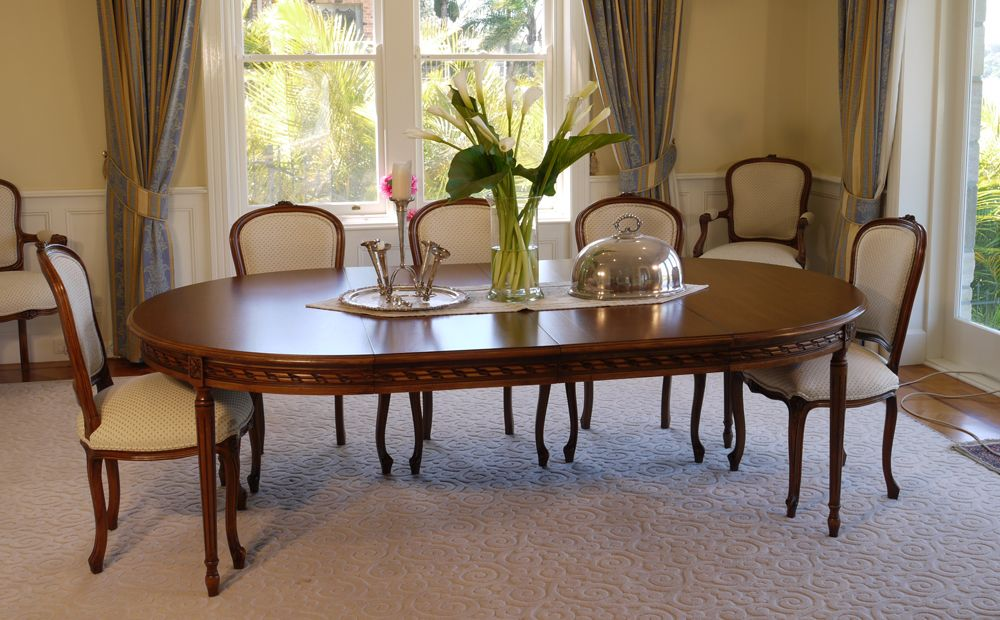 French Provincial Dining  Christophe Living Nancy Favorites Amusing French Provincial Dining Room Table Inspiration