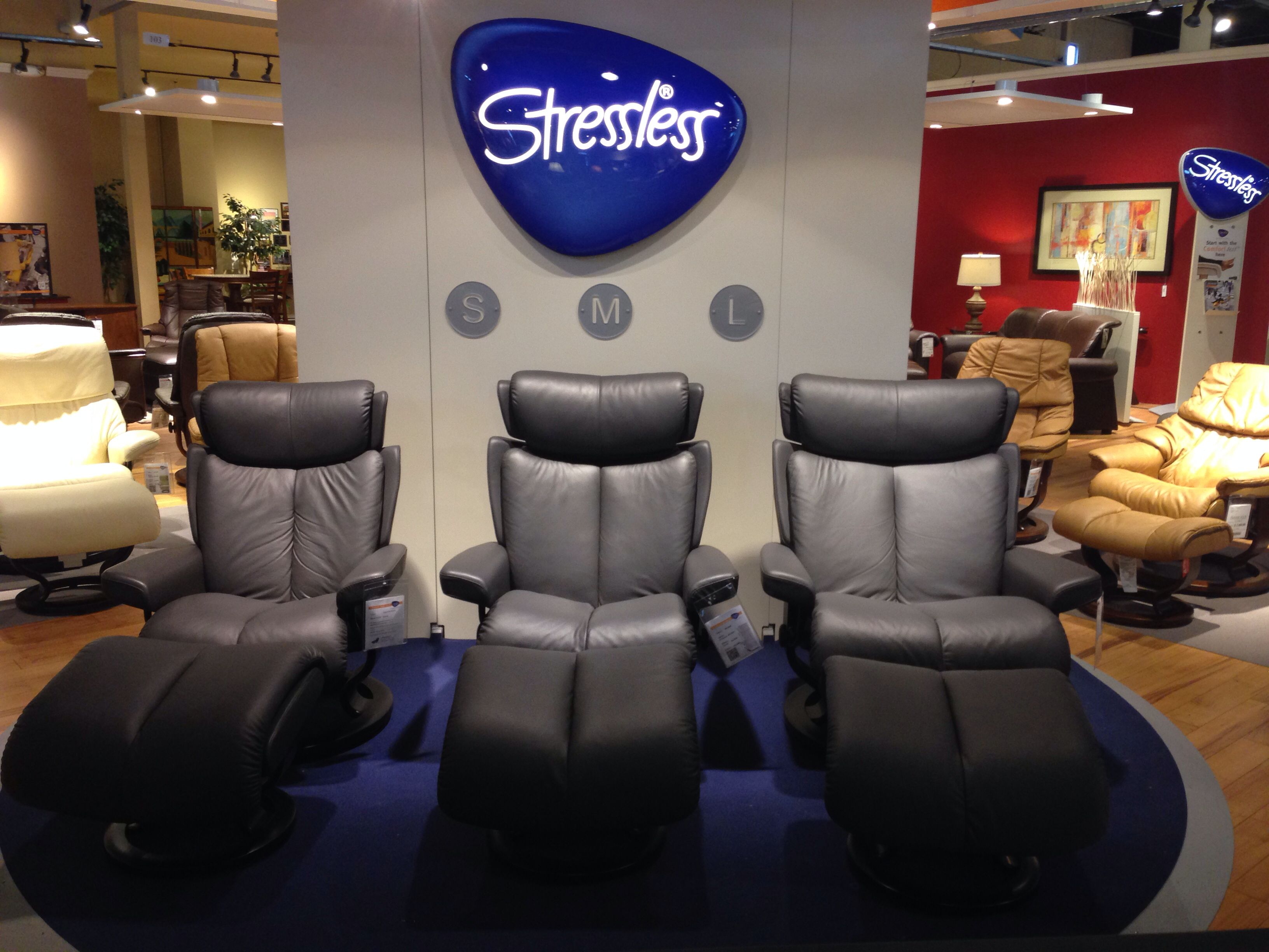 One of the most comfortable chairs on Earth. Find the size that's just right for you