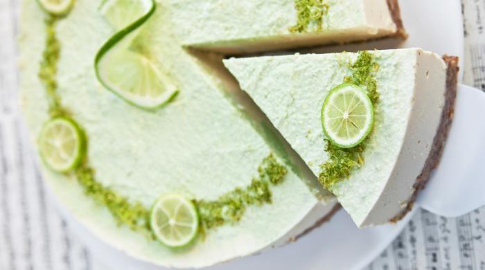 Dobar tek • Recept • Torta od limete | raw (and no bake