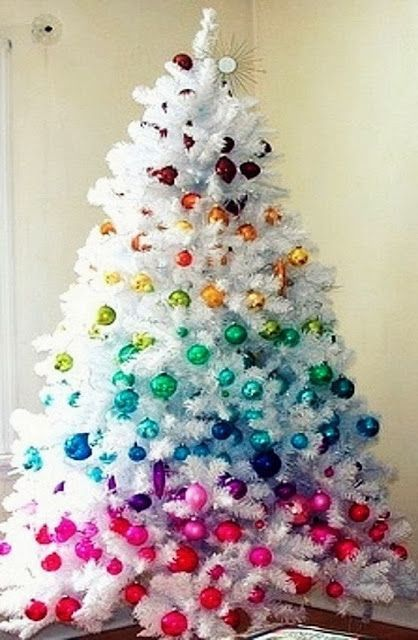 Deck Your Halls 10 Chic Holiday Styles For the, Christmas trees