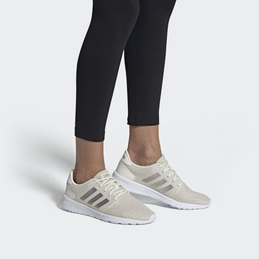 adidas QT Racer Shoes - White | adidas