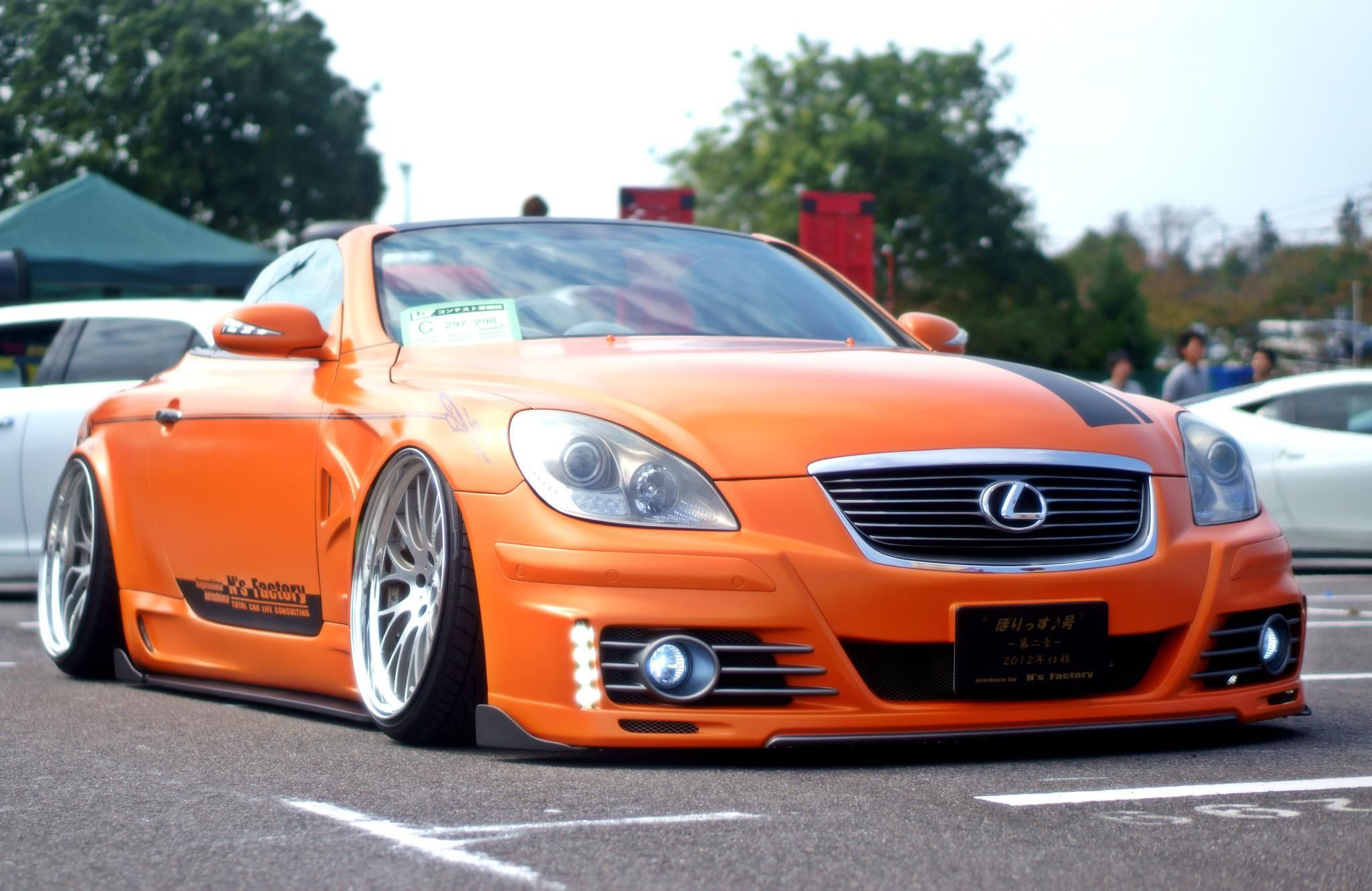 Lexus sc430 uzz40 lexus pinterest lexus sc430 toyota and cars