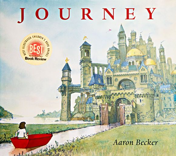 Your Guide to Reading a Wordless Book by Aaron Becker (author of ...