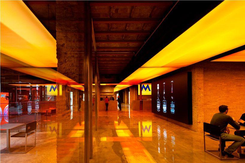 jean nouvel: fabrica moritz barcelona