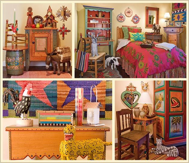 Furniture, Folk Art, Decorative Accessories, Gifts And Jewelry In Santa Fe, New  Mexico