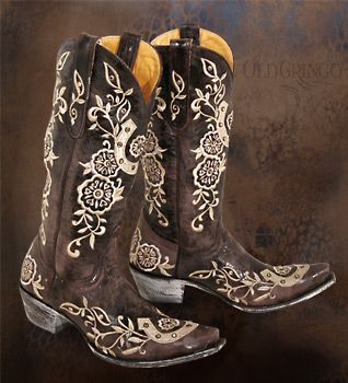 Lucky - by Old Gringo Boots