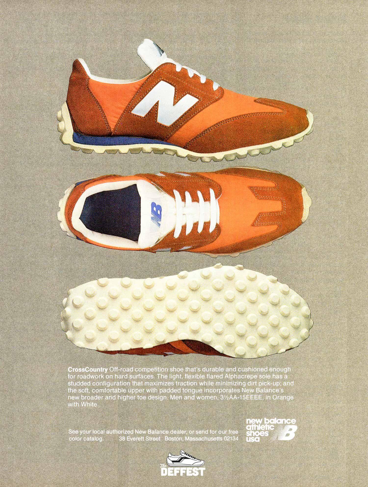 Vintage sneakers, Retro sneakers