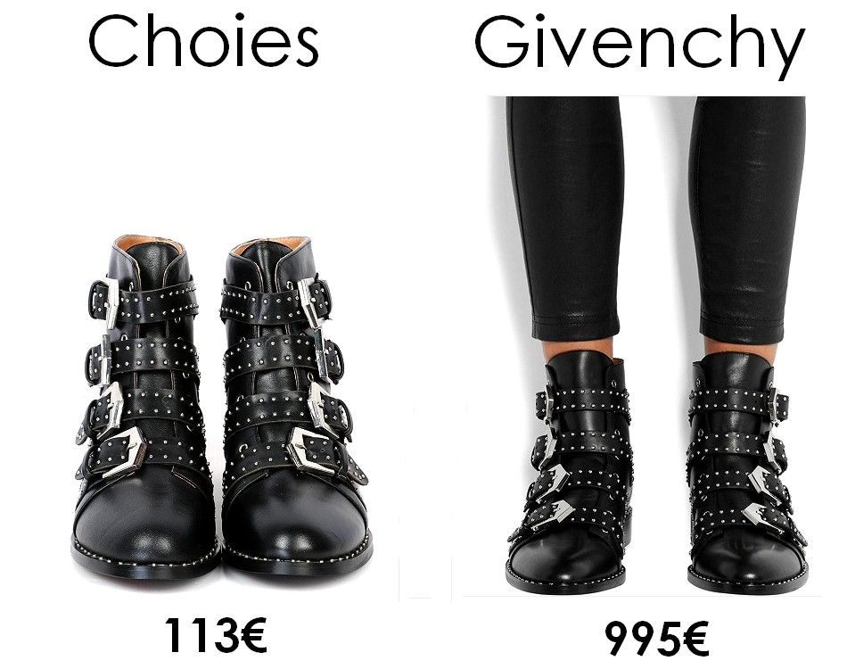 Best Dupes Des Boots Givenchy Elegant Mode En 2019