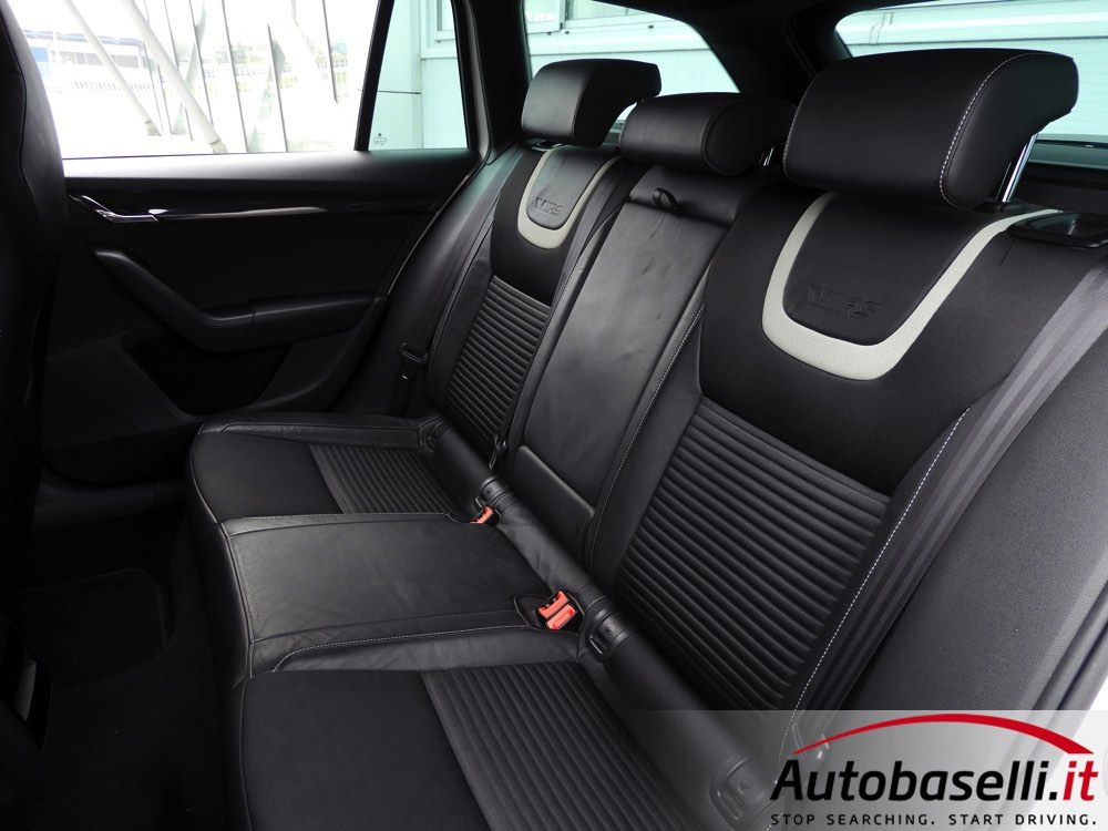 Skoda Octavia Wagon 2 0 Tdi Rs Dsg 184cv Mod Restyling Cambio