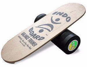 Gifts for Gym and Exercise Lovers - Indo Balance board