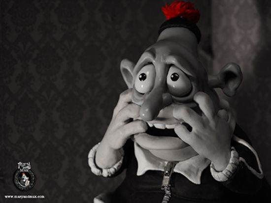 Mary And Max Mary And Max Animation Mario Characters