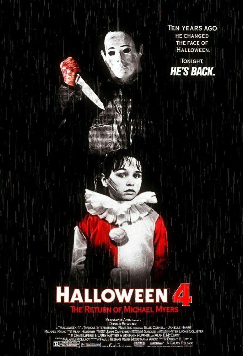 halloween movie 1981 pumpkin poster 40 x 60