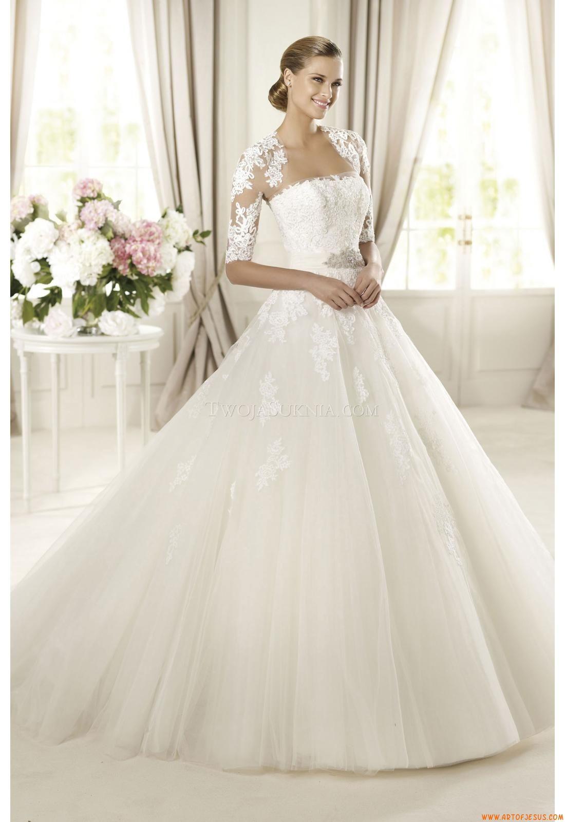 Brautkleider Pronovias Domingo 2013 | Wedding dress | Pinterest ...