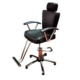 silla para peluquer a hidr ulica negro linio colombia