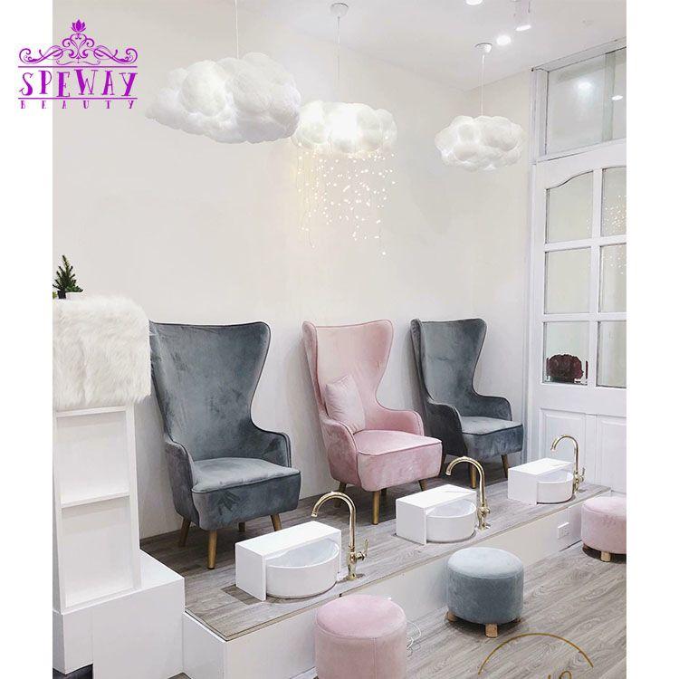 Fancy Modern Manicure Chair Wholesale Cheap Elegant Pedicure Chairs In 2020 Beauty Room Decor Salon Interior Design Salon Suites Decor