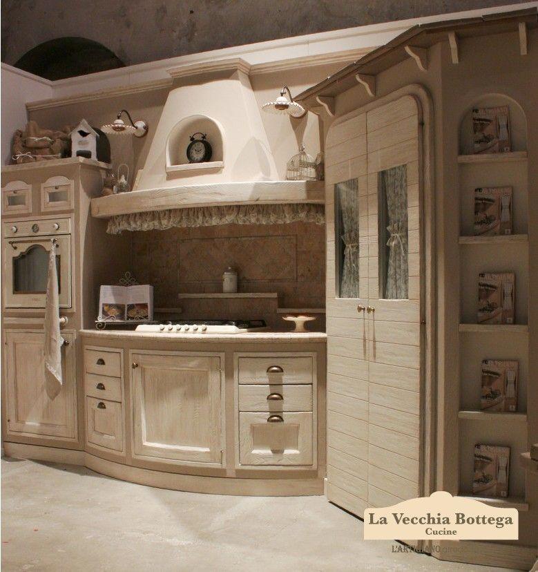 Gallery cucine in muratura Rhonda avorio | Rusztikus házak ...