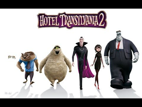 Hotel Transylvania 2 La Pelicula Completa En Español Hotel Transylvania Hotel Transylvania 2 Hotel Transylvania 2 Movie