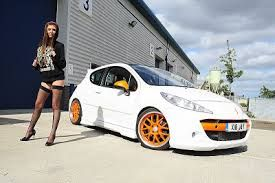 Image Result For Peugeot 207 Modified Pug