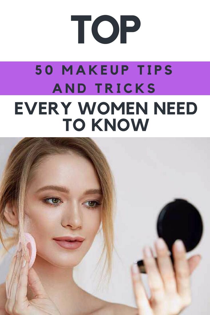 Top 50 women's beauty tips Top 50 women's beauty tips new foto