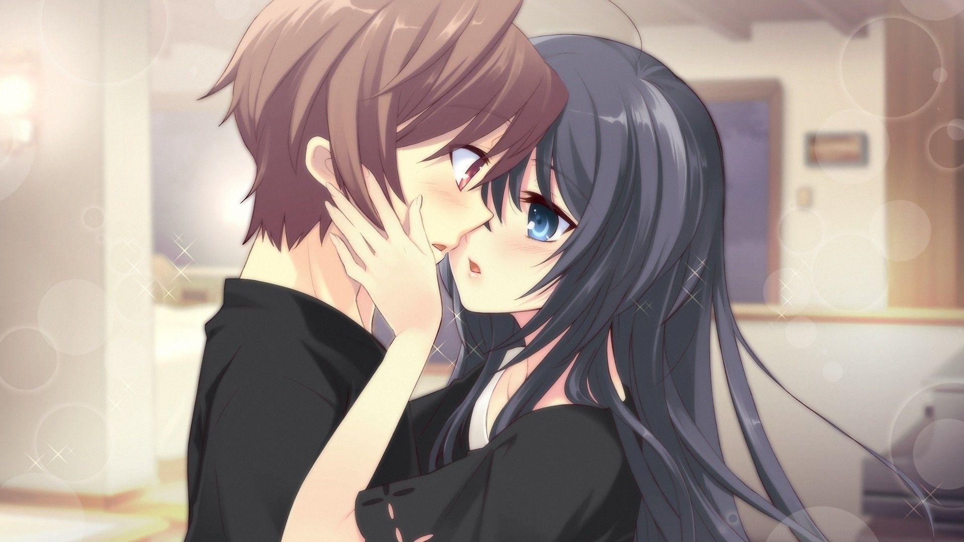 Unduh 920 Koleksi Couple Wallpaper Anime Hd Iphone Terbaik