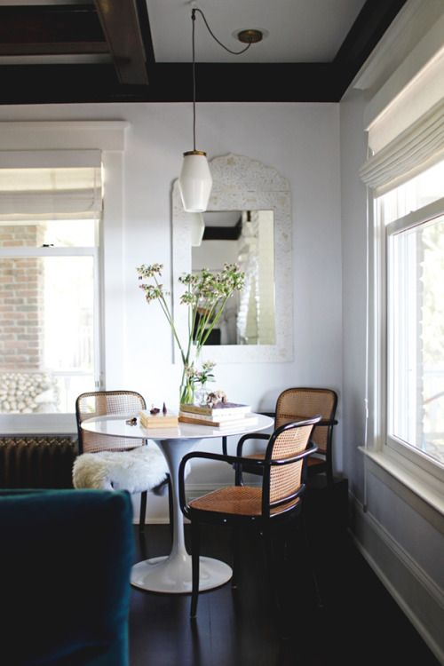Emerald Studio Styling A Game Table Nook Coco Kelley With