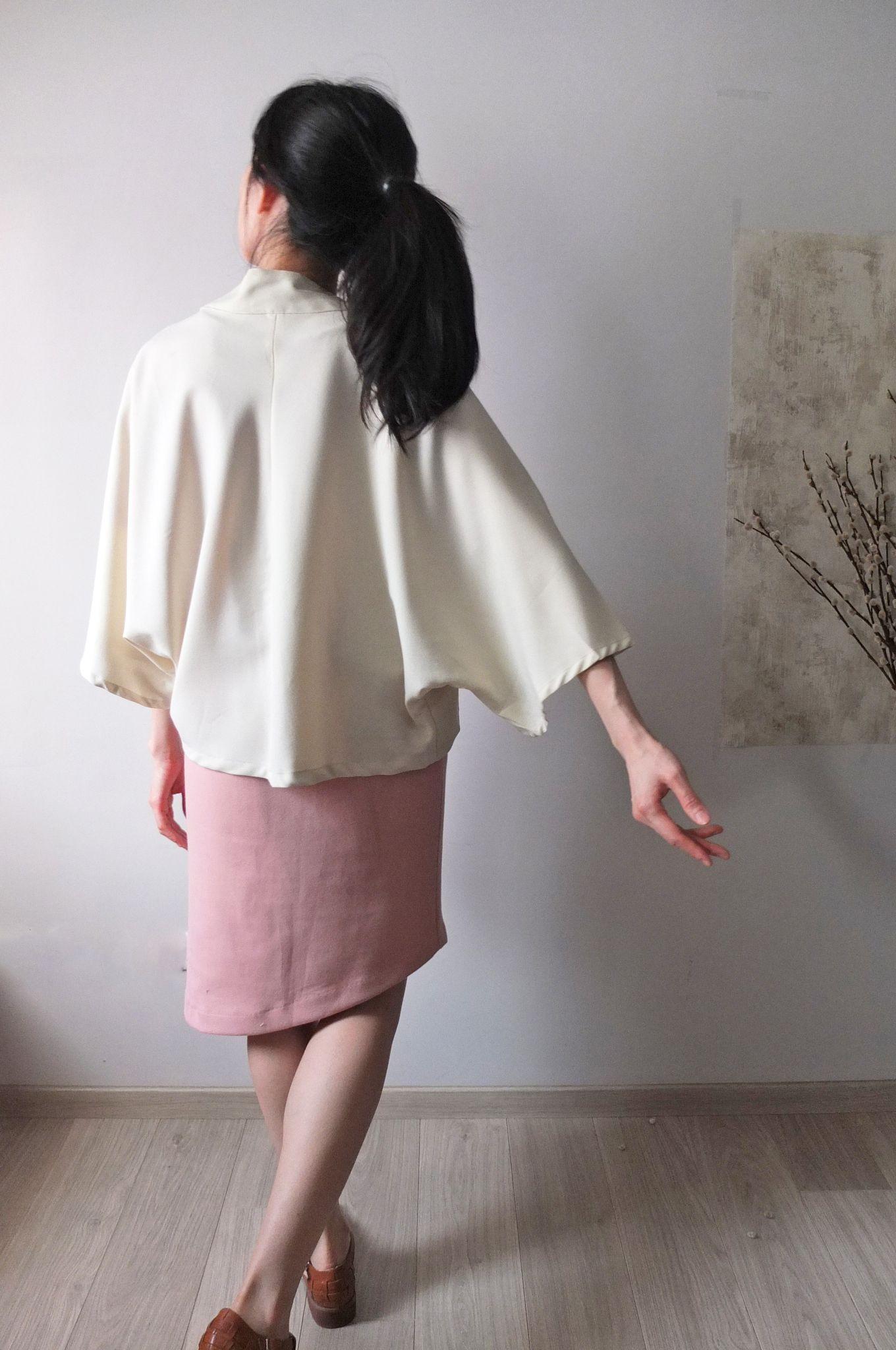 Savoy kimono Dusty #ivory  #kimono