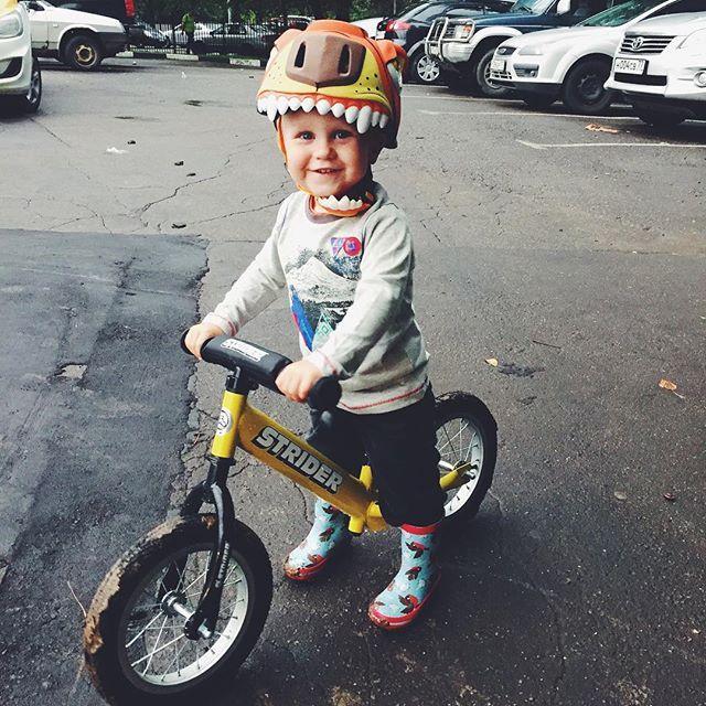 Bicycle Helmet for Children Tiger by Crazy Safety Children Helmet