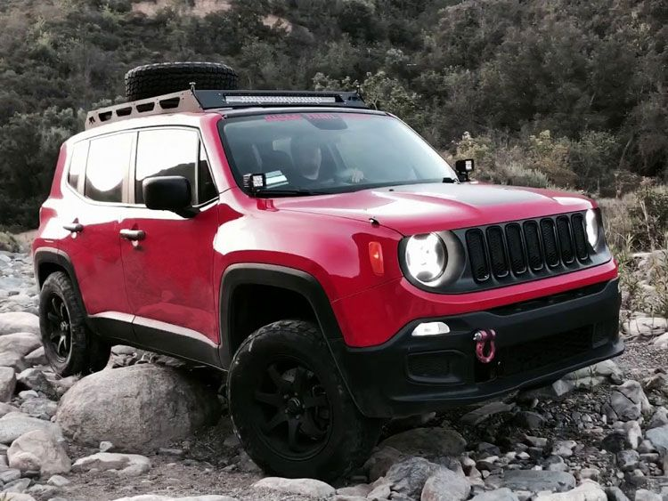 Lift Kits Suspension Upgrades Jeep Renegade Jeep Lift Kits