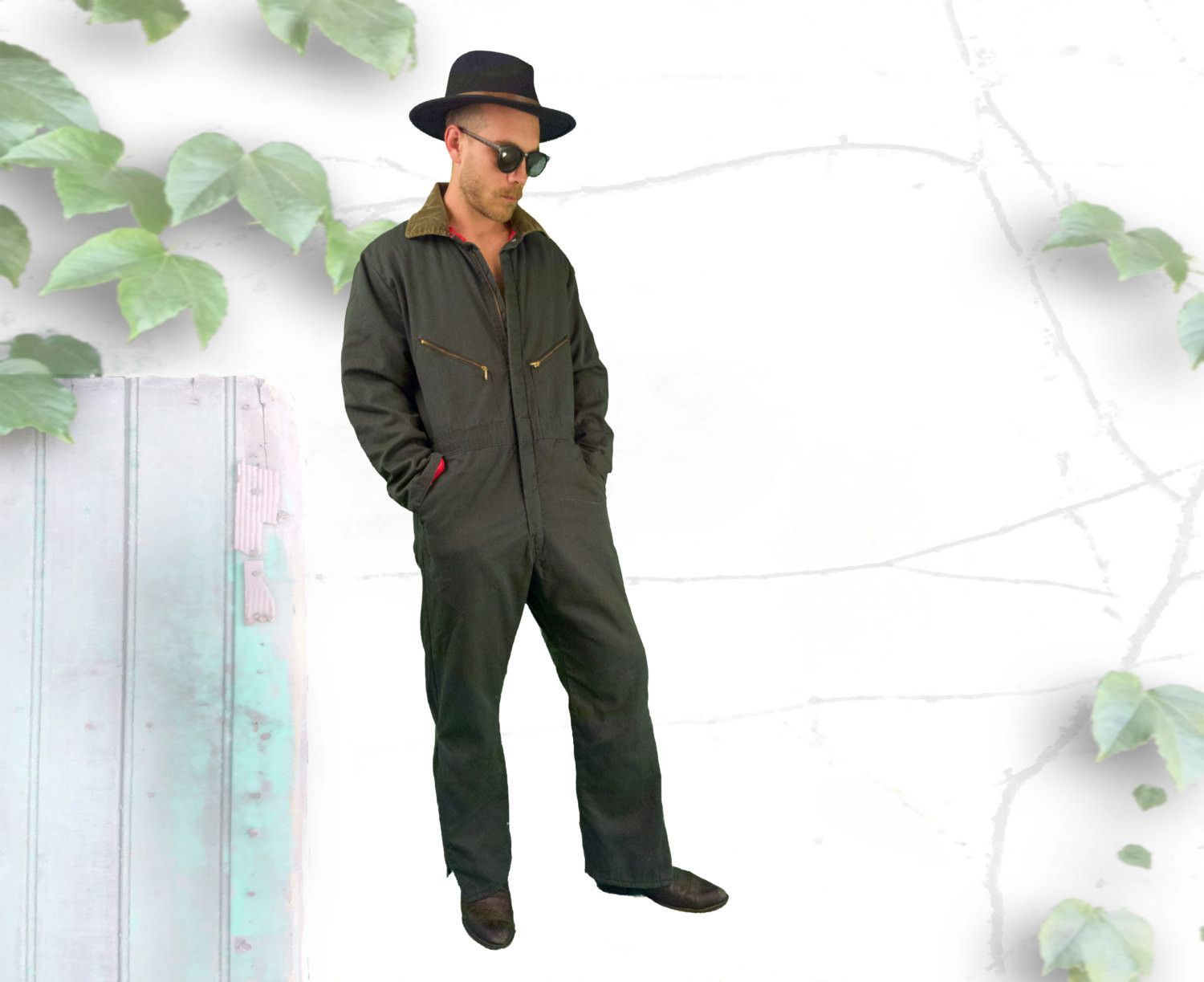 70 s coveralls insulated mechanics suit by walls blizzard on walls coveralls id=29332