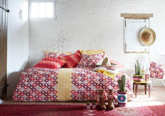 Good linge de lit modles pour la chambre with housse de couette descamps pas cher for Serviette descamps pas cher