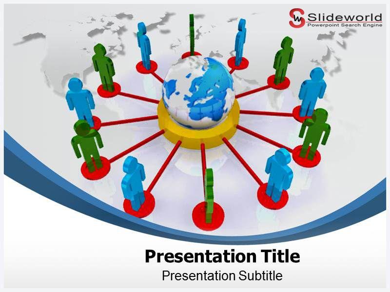 Network  It Powerpoint Presentation HttpWwwSlideworldCom