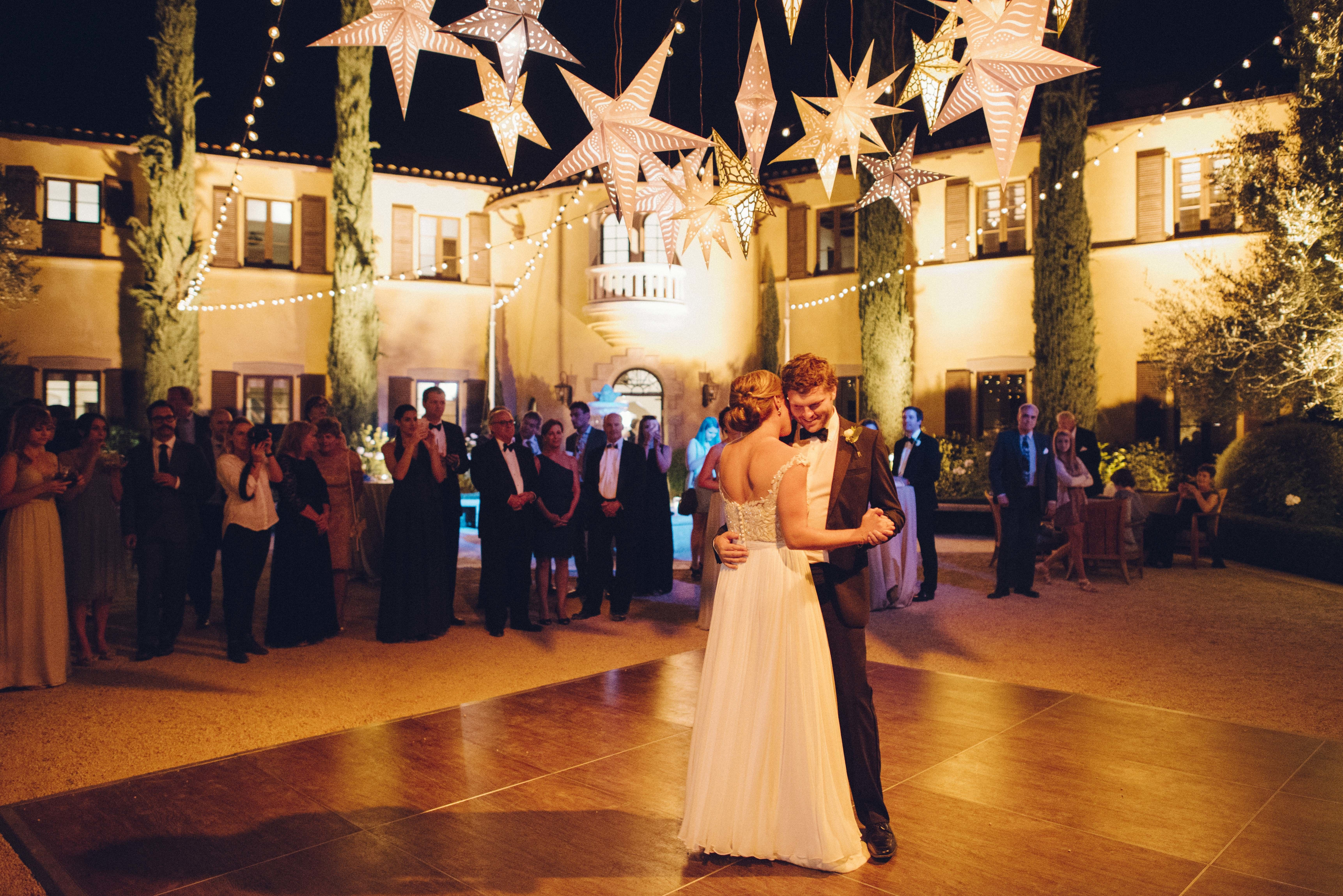 Astrology Inspired Wedding Day Astrology Inspired Wedding Designed With