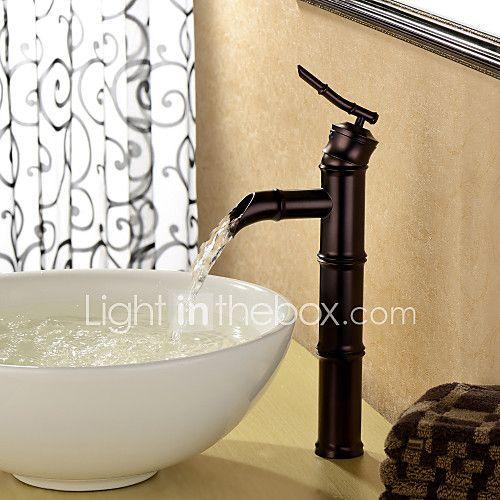 Décoration artistique Rétro Vasque Jet pluie Soupape céramique 1 - peinture pour evier ceramique