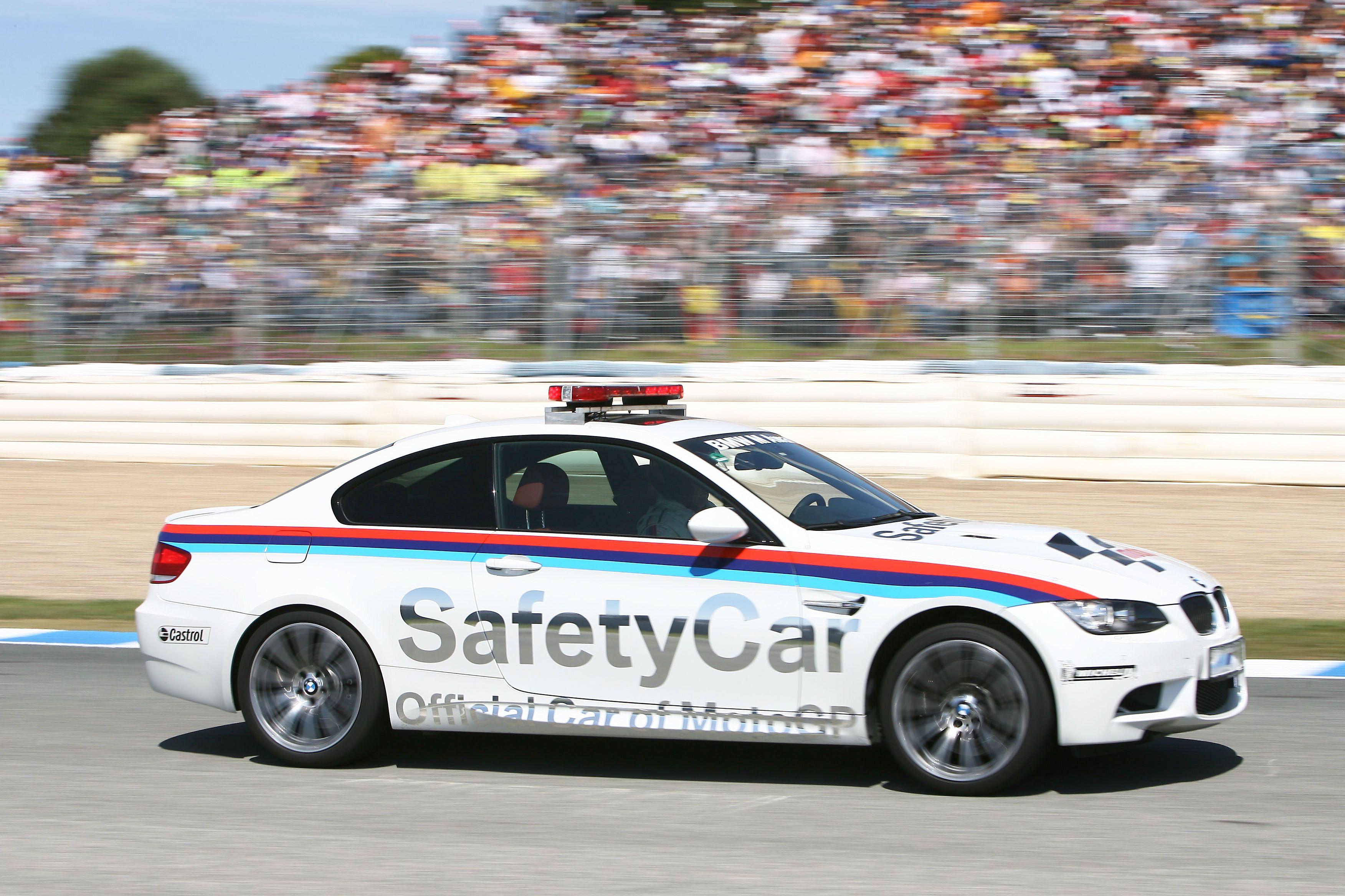 Los BMW Safety Car de MotoGP en imágenes