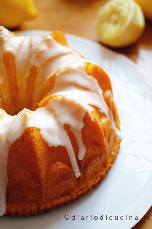 Ricetta torta al limone soffice