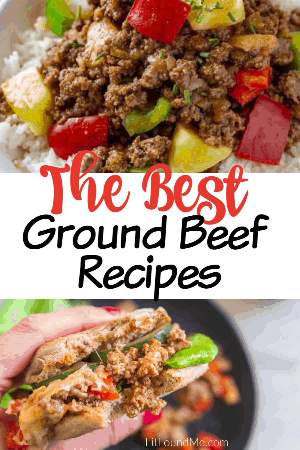 Quick And Healthy Recipes With Ground Beef Fit Found Me In 2020 Beef Recipes Ground Beef Recipes Healthy Best Ground Beef Recipes