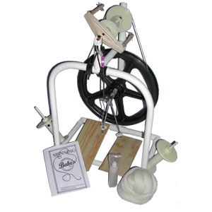 Babe Pinkie   The Woolery   spinning   Spinning yarn