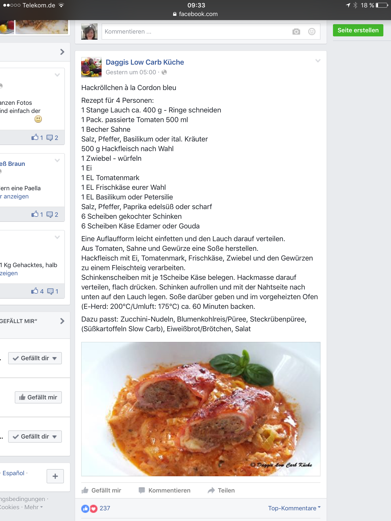 Pin by Felicitas on Keto und Löw carb