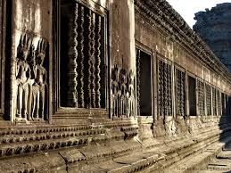 Image result for you told your secret to the wall in angkor wat